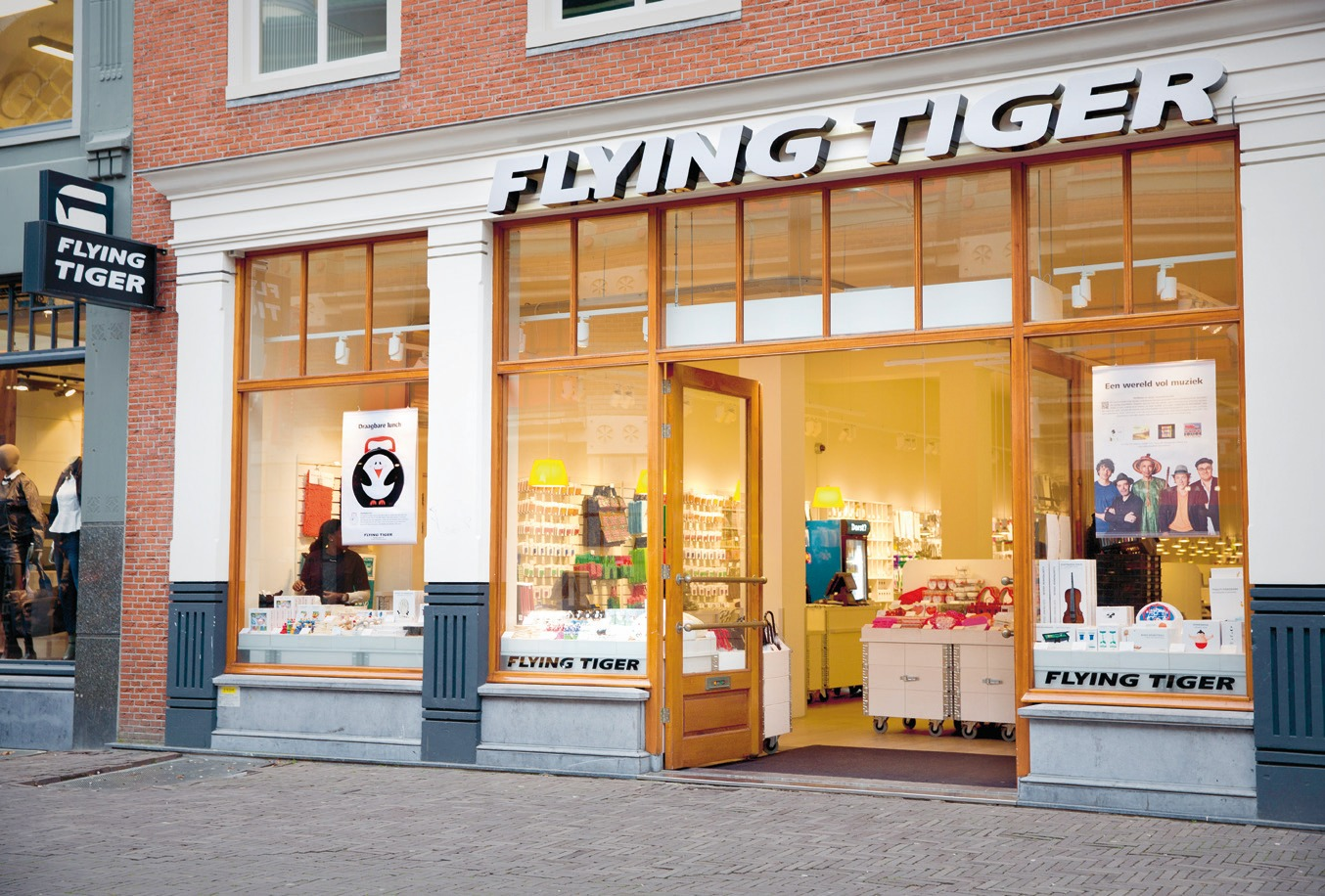Flying Tiger in Apeldoorn